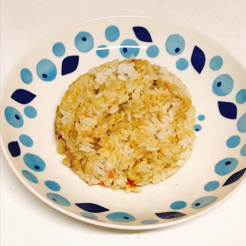 カレー 炒飯